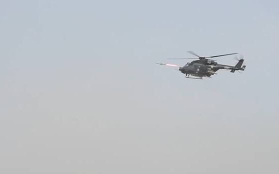 Successful user trials of DRDO-developed Anti-Tank Guided Missile Systems 'Helina' and 'Dhruvastra'