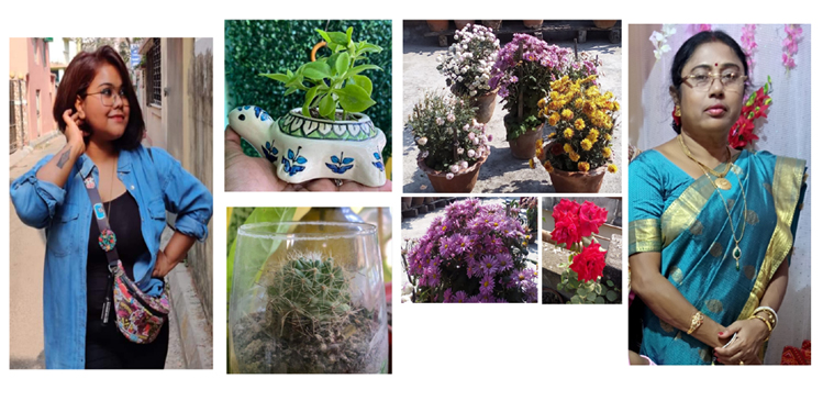 Passion for gardening coruscates this World Environment Day