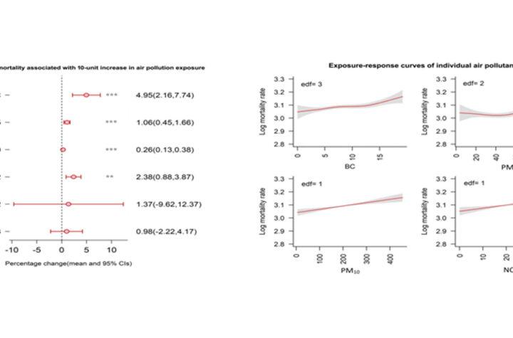 Study links black carbon to premature mortality