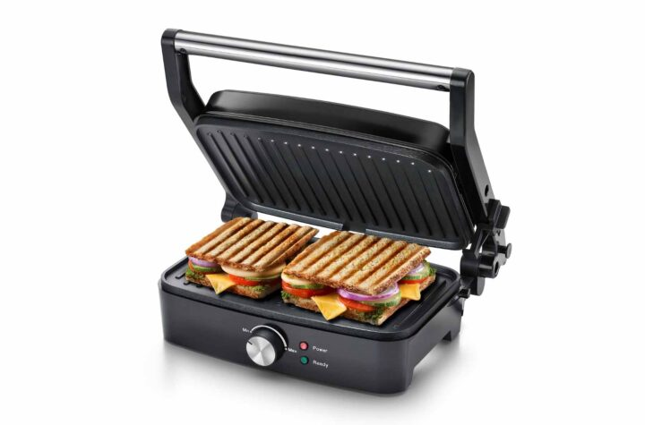 TTK Prestige's new electric grill 4.0 offers convenience without compromising on health