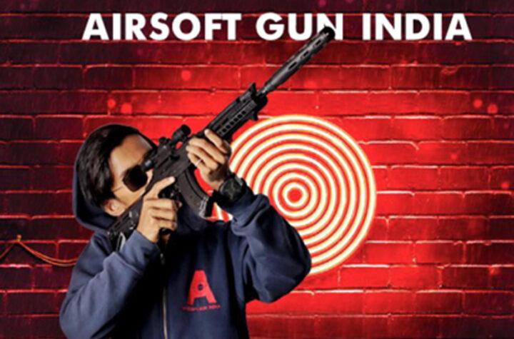 Airsoft Gun India – A one stop shop for Air gun, Air Rifle, Sports guns and Movie Prop guns
