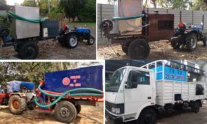 New mechanized scavenging system to tackle diverse sewerage chokages